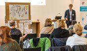 Impression von der Konferenz Einstieg in die Arbeitswelt